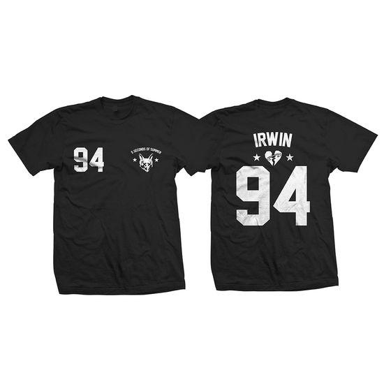 5 Seconds of Summer: Irwin 94 T-Shirt