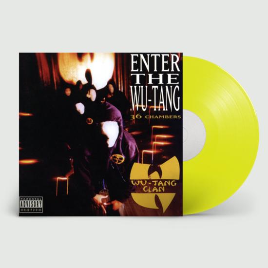 Wu-Tang Clan: Enter The Wu-Tang Clan (36 Chambers)