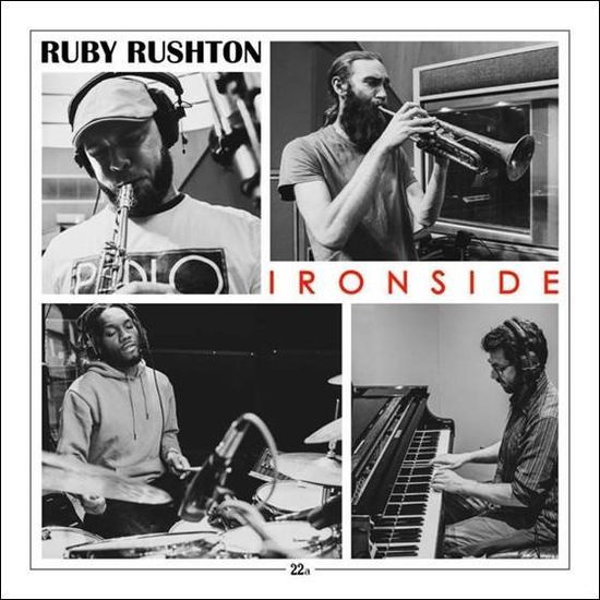 Ruby Rushton: Ironside