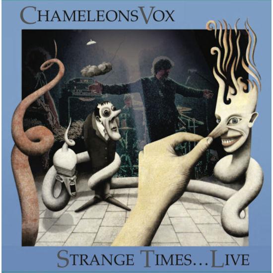 Chameleons Vox: Strange Times ...Live!