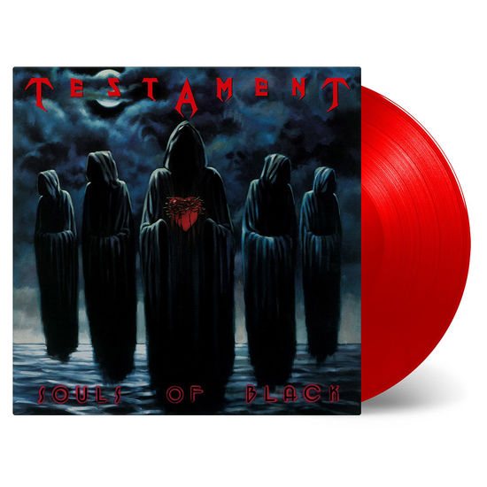 Testament: SOULS OF BLACK - RED VINYL