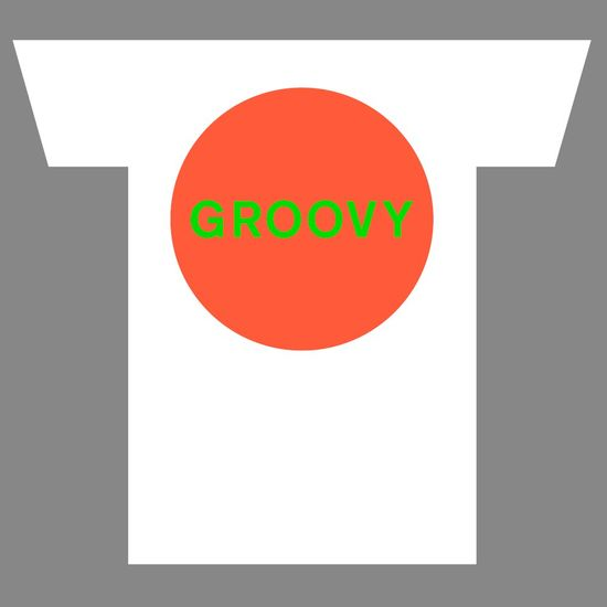 Pet Shop Boys: GROOVY T-Shirt - Medium