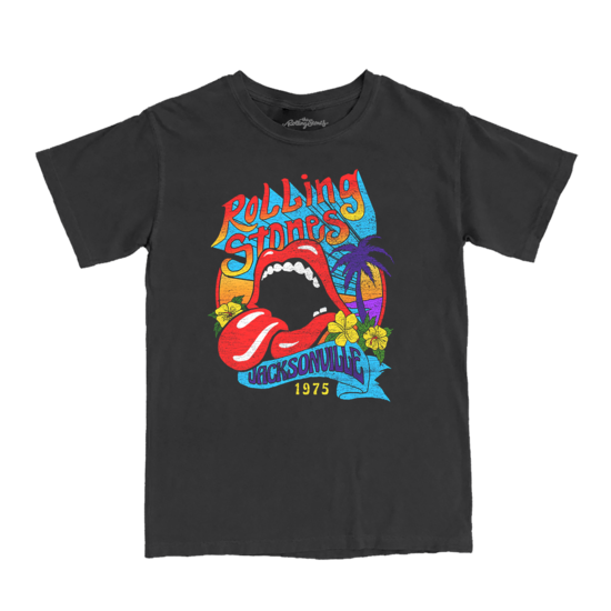 The Rolling Stones: 75 Jacksonville T-Shirt