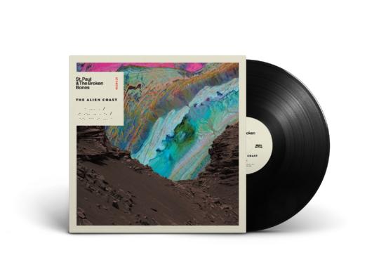 St. Paul & The Broken Bones: The Alien Coast: Black Vinyl LP