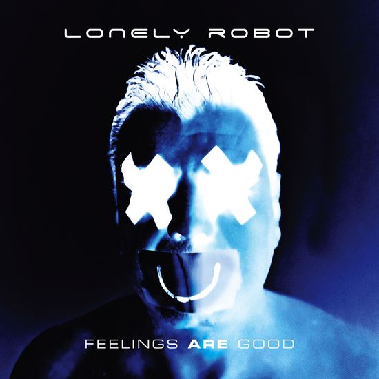 Lonely Robot: Feelings Are Good: Limited 2LP + CD + Signed Postcard