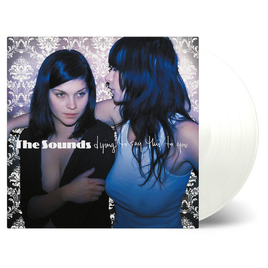 The Sounds: Dying to Say This to You: White Numbered Vinyl