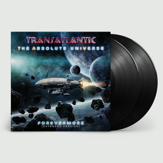 Transatlantic: The Absolute Universe: Forevermore (Extended Version) Triple Vinyl LP + CD