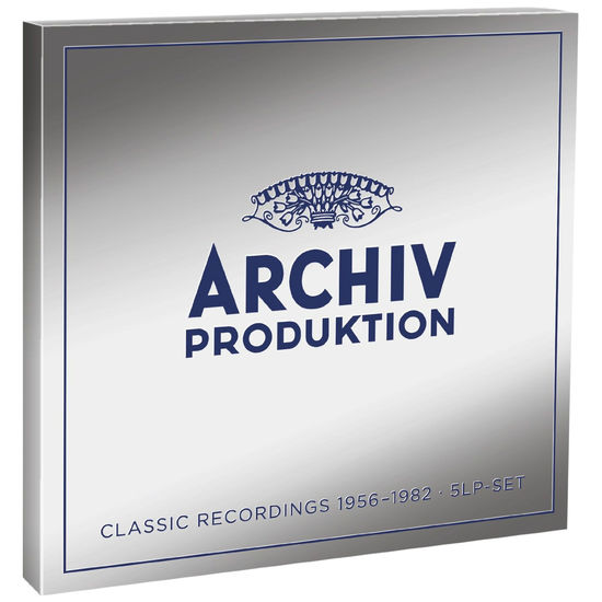 Various Artists: Archiv Produktion - 5 Classic LPs