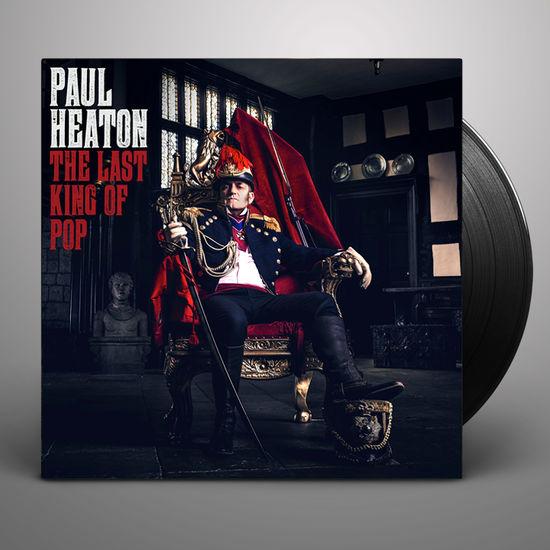 Paul Heaton: The Last King Of Pop LP