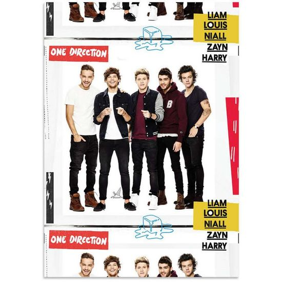 One Direction: One Direction Repeat Poster