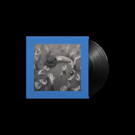 James Blake: Friends That Break Your Heart LP