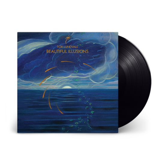 Tor Lundvall: Beautiful Illusions: Black Vinyl 1LP