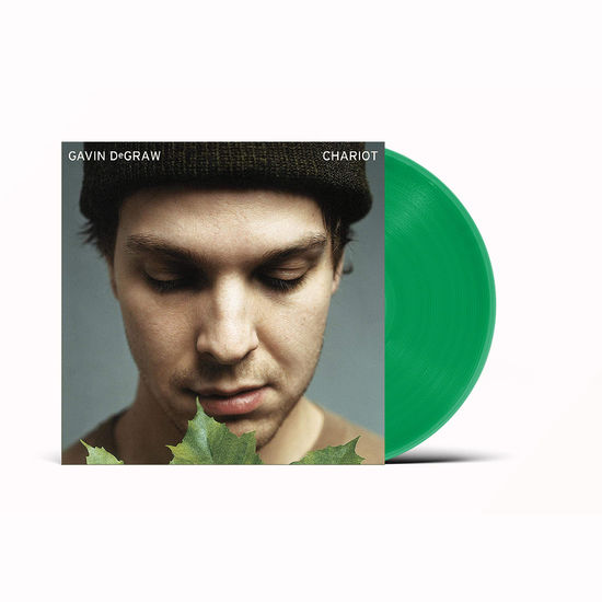 Gavin DeGraw: Chariot: Limited Edition Leafy Sunlight Transparent Green Vinyl