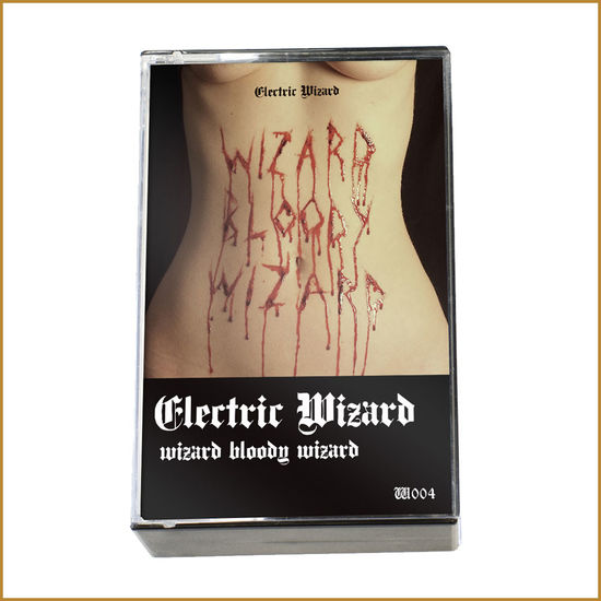 Electric Wizard: Wizard Bloody Wizard Limited Edition Cassette
