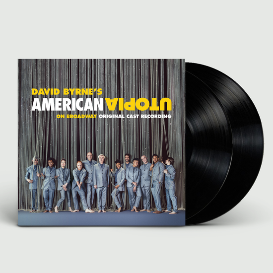 David Byrne: American Utopia on Broadway (Original Cast Recording Live)