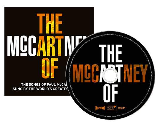Various Artists: THE ART OF McCARTNEY (Double CD album)