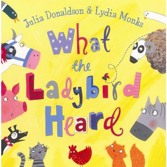 Julia Donaldson: What the Ladybird Heard (Paperback)