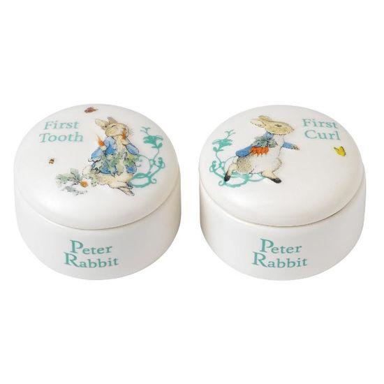 Peter Rabbit: Peter Rabbit First Curl & Tooth Box