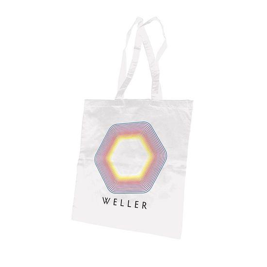 Paul Weller: Saturns Pattern Tote Bag
