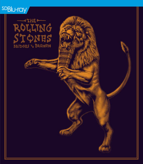 The Rolling Stones: Bridges To Bremen Blu-Ray + 2CD