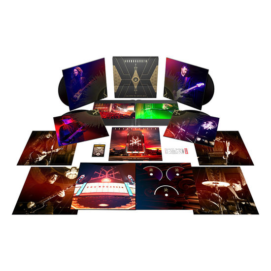 Soundgarden: Live From The Artists Den: Deluxe Boxset