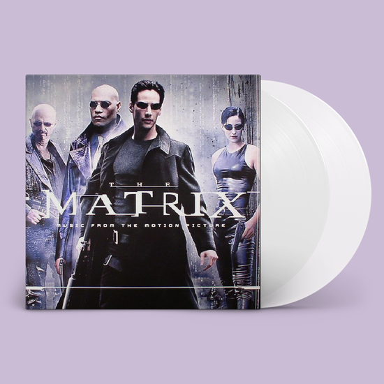 Various Artists: The Matrix: Music from the Motion Picture Score: Exclusive White Rabbit Vinyl