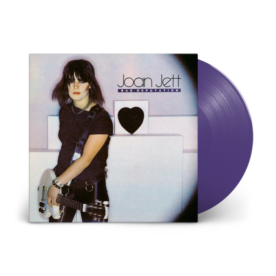 Joan Jett: Bad Reputation Limited Edition Purple Vinyl (NAD 2021)