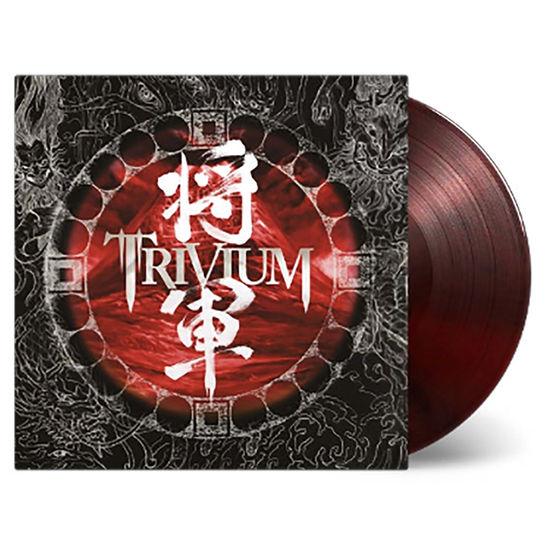 Trivium: Shogun Red Coloured Vinyl