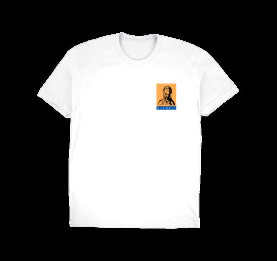Gorgon  City: Olympia White T-Shirt