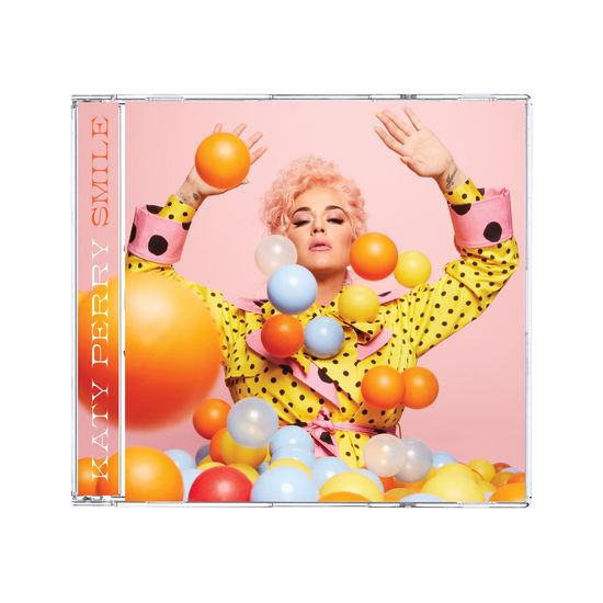 Katy Perry: Smile CD (Alternate Cover #5)