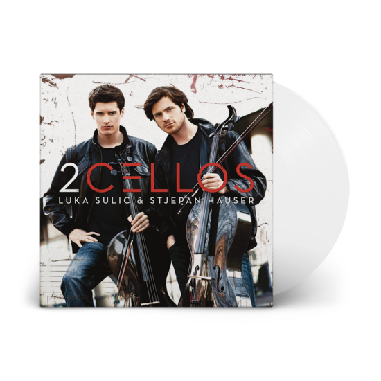 2Cellos: 2Cellos: Limited Edition White Vinyl LP