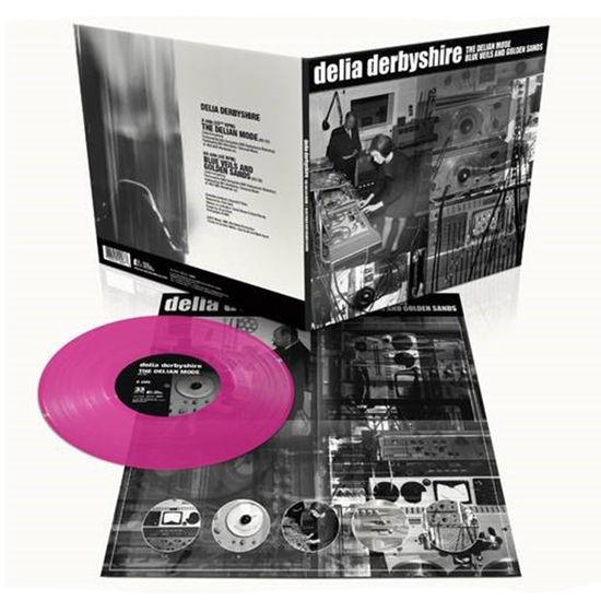 Delia Derbyshire: Delian Mode: Limited Edition Magenta Coloured Vinyl