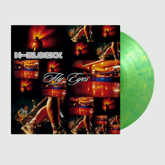 H-Blockx: Fly Eyes: Limited Edition Green Vinyl