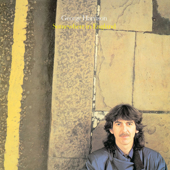 George Harrison: Somewhere In England