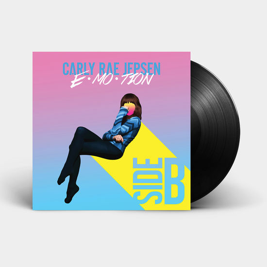 "Carly Rae Jepsen.: E.MO.TION Side B 12"" Vinyl"
