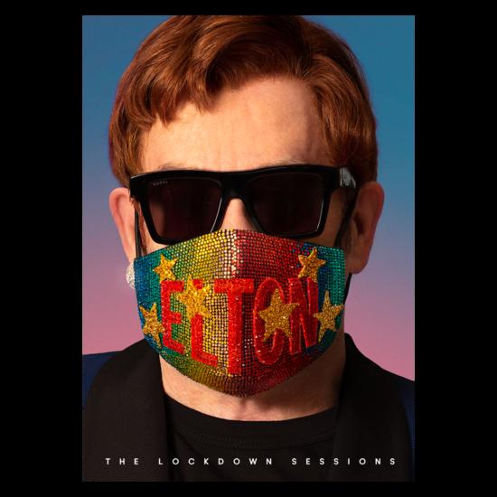 Elton John: The Lockdown Sessions Litho