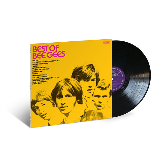 Bee Gees: Best Of Bee Gees: Black Vinyl