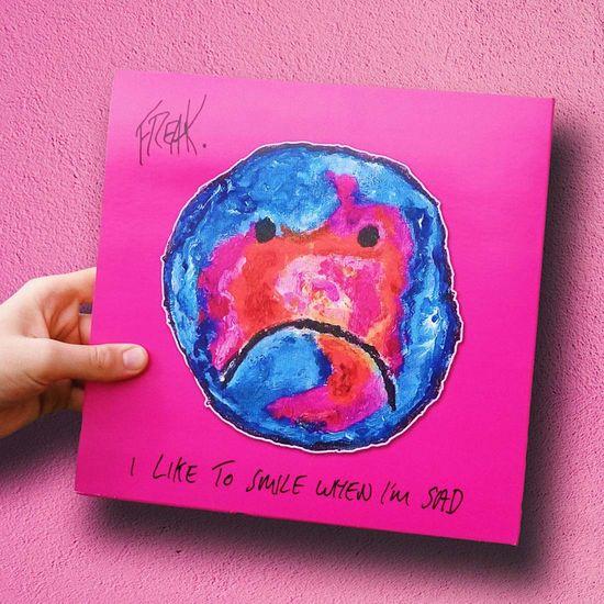 Freak: I Like To Smile When I'm Sad Signed EP