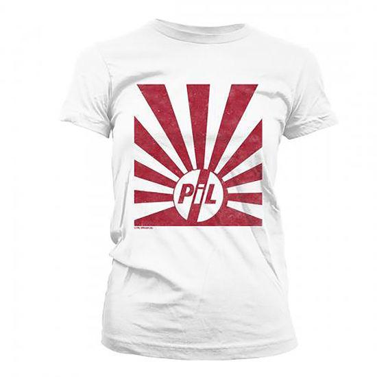 Public Image Limited: PiL Rising Sun Womens T-Shirt