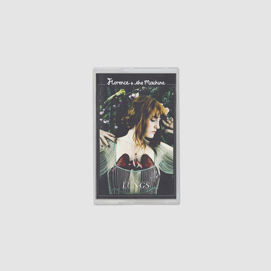 Florence + The Machine: Lungs 10th Anniversary Cassette
