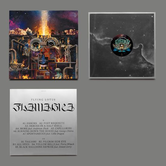 Flying Lotus: Flamagra: Special Limited Edition Double Vinyl LP