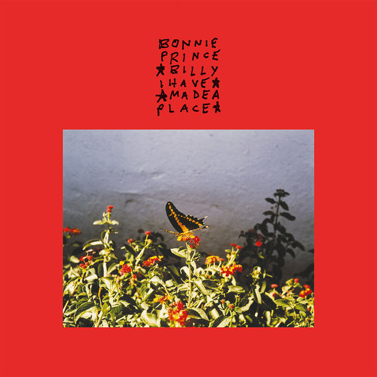 Bonnie 'Prince' Billy: I Made A Place: Transparent Red Vinyl
