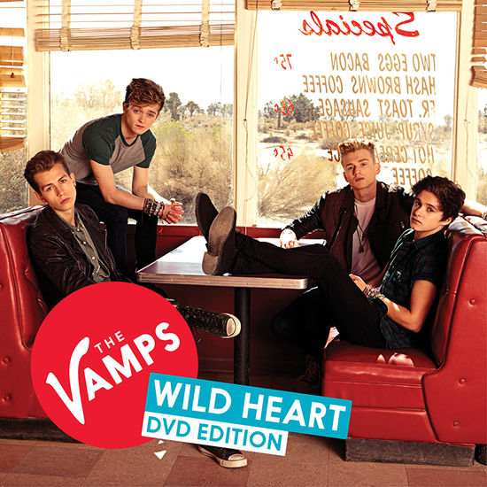 The Vamps: Wild heart DVD