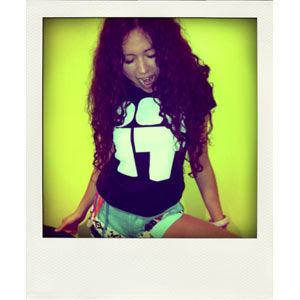 Eliza Doolittle: Eliza Doolittle Doo It Design on Girls' Black T-shirt