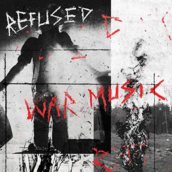 Refused: War Music Red Vinyl