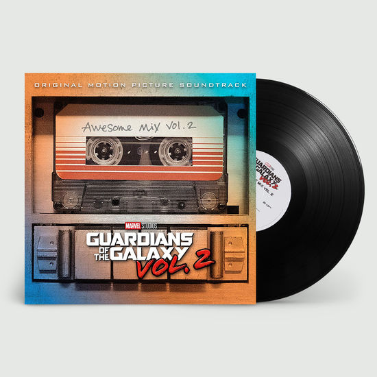Various Artists: Guardians Of The Galaxy: Awesome Mix Vol. 2