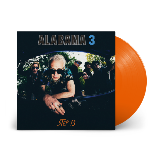 Alabama 3: Step 13: Limited Edition Orange Vinyl LP