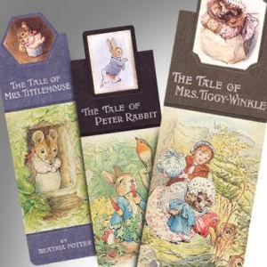 Mrs Tittlemouse: Mrs. Tittlemouse Bookmark