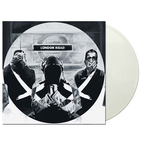 Modestep: London Road Limited Edition White LP