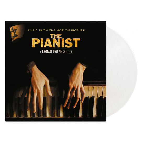 John Williams: The Pianist Original Soundtrack: Limited Edition White Vinyl